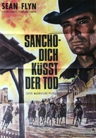 7 magnifiche pistole - German Movie Poster (xs thumbnail)