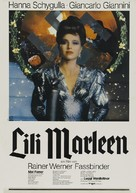 Lili Marleen - German Movie Poster (xs thumbnail)