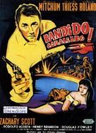 Bandido - French Movie Poster (xs thumbnail)