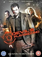 Devil's Playground - British Movie Cover (xs thumbnail)