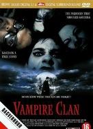 Vampire Clan - German Movie Cover (xs thumbnail)