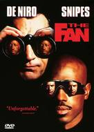 The Fan - DVD cover (xs thumbnail)