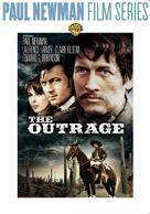 The Outrage - Movie Cover (xs thumbnail)