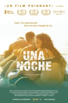 Una Noche - French Movie Poster (xs thumbnail)