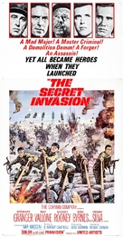 The Secret Invasion - Movie Poster (xs thumbnail)