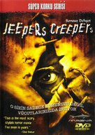 Jeepers Creepers - Turkish Movie Cover (xs thumbnail)