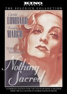 Nothing Sacred - DVD cover (xs thumbnail)