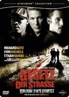 Brooklyn's Finest - German DVD cover (xs thumbnail)