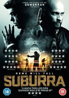 Suburra - British DVD movie cover (xs thumbnail)