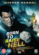 Born to Raise Hell - British DVD movie cover (xs thumbnail)