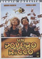 Un povero ricco - Italian DVD movie cover (xs thumbnail)