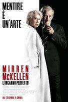 The Good Liar - Italian Movie Poster (xs thumbnail)