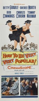 How to Be Very, Very Popular - Movie Poster (xs thumbnail)