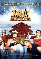 Astèrix aux jeux olympiques - German Movie Poster (xs thumbnail)