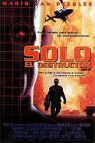 Solo - Spanish Movie Poster (xs thumbnail)