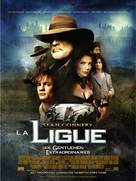 The League of Extraordinary Gentlemen - French Movie Poster (xs thumbnail)