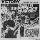 Los monstruos del terror - Belgian Movie Poster (xs thumbnail)