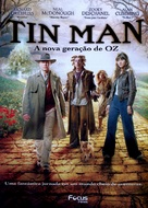 """Tin Man"" - Brazilian Movie Cover (xs thumbnail)"