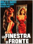 La lumière d'en face - Italian Movie Poster (xs thumbnail)