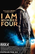 I Am Number Four - Philippine Movie Poster (xs thumbnail)