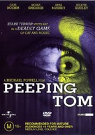 Peeping Tom - Australian Movie Cover (xs thumbnail)