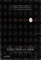 Children of Men - poster (xs thumbnail)