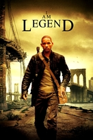 I Am Legend - DVD movie cover (xs thumbnail)