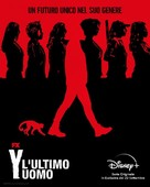 """Y: The Last Man"" - Italian Movie Poster (xs thumbnail)"