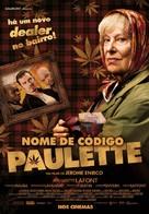 Paulette - Portuguese Movie Poster (xs thumbnail)