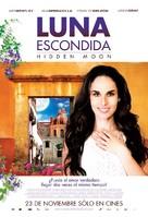 Hidden Moon - Mexican Movie Poster (xs thumbnail)