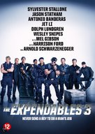 The Expendables 3 - Dutch DVD movie cover (xs thumbnail)