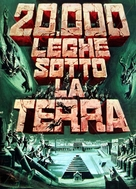 The City Under the Sea - Italian DVD cover (xs thumbnail)