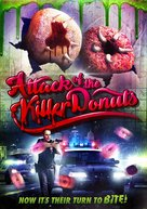 Attack of the Killer Donuts - British Movie Cover (xs thumbnail)