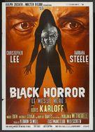 Curse of the Crimson Altar - Italian Movie Poster (xs thumbnail)