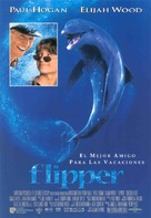 Flipper - Spanish Movie Poster (xs thumbnail)