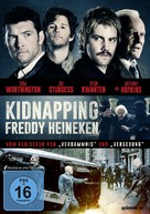 Kidnapping Mr. Heineken - German DVD cover (xs thumbnail)