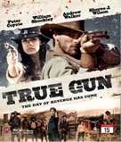 The Gundown - Danish Blu-Ray cover (xs thumbnail)
