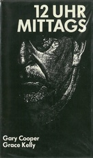 High Noon - German VHS movie cover (xs thumbnail)
