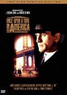 Once Upon a Time in America - DVD cover (xs thumbnail)