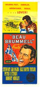 Beau Brummell - Australian Movie Poster (xs thumbnail)
