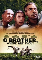 O Brother, Where Art Thou? - Movie Cover (xs thumbnail)