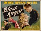Black Angel - British Movie Poster (xs thumbnail)