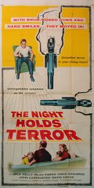 The Night Holds Terror - Movie Poster (xs thumbnail)