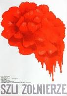 Aty-baty, shli soldaty... - Polish Movie Poster (xs thumbnail)
