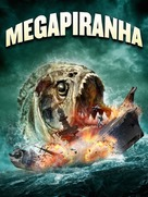 Mega Piranha - Movie Cover (xs thumbnail)