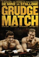 Grudge Match - DVD movie cover (xs thumbnail)