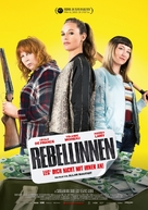 Rebelles - German Movie Poster (xs thumbnail)