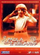 """Spadla z oblakov"" - Slovenian Movie Cover (xs thumbnail)"