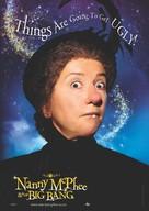 Nanny McPhee and the Big Bang - British Movie Poster (xs thumbnail)