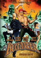 The Buccaneer - DVD cover (xs thumbnail)